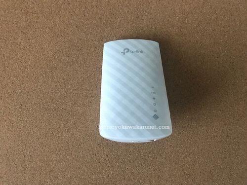 無線LAN中継器