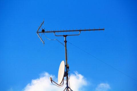 TVアンテナ画像