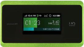 WX06のグリーン